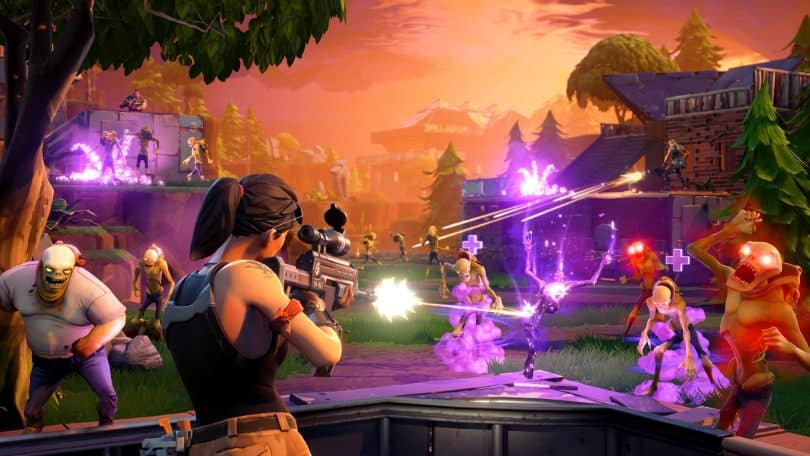 fortnite campaign 810x456 - Descargar Fortnite - Battle Royale