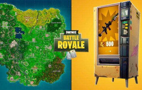 Fortnite: Mapa completo de la hoja de trucos de Battle Royale para los desafíos de la semana 8