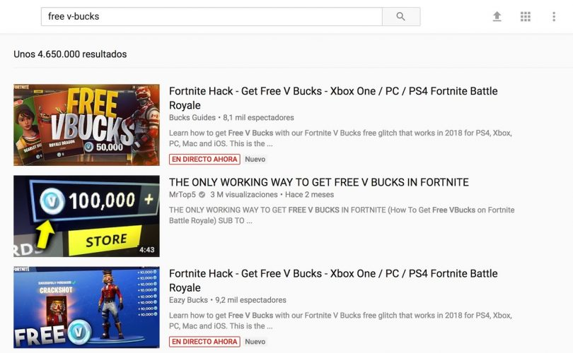 1366 2000 1 810x500 - Fortnite advierte sobre las estafas de V-Bucks gratis en YouTube