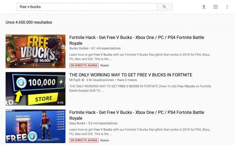 1366 2000 1 810x500 - Fortnite advierte sobre las estafas de V-Bucks gratis en YouTube