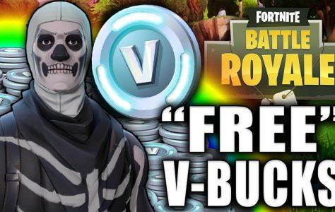 Fortnite advierte sobre las estafas de V-Bucks gratis en YouTube