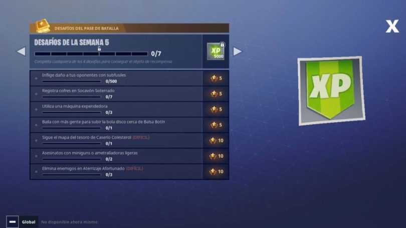 34070269 10204781540336519 1843266462974738432 n 810x456 - Fortnite Battle Royale: Desafíos para la Semana 5 de la Temporada 4