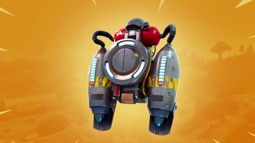 fortnite battle royale jetpacks 810x456 - Fortnite Battle Royale: nuevo modo limitado con fuego amigo y respawn