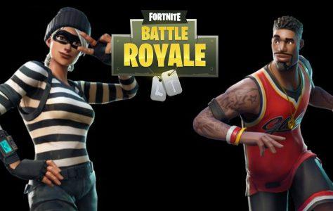 Nuevos skins inéditos llegan a Fortnite Battle Royale v4.3.0