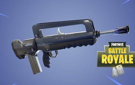 Todo lo que necesita saber sobre los nuevos rifles de asalto de Fortnite Battle Royale
