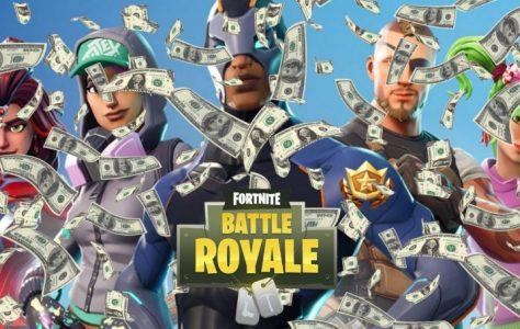 Fortnite ganó una cantidad insana y récord de ingresos en el mes de abril