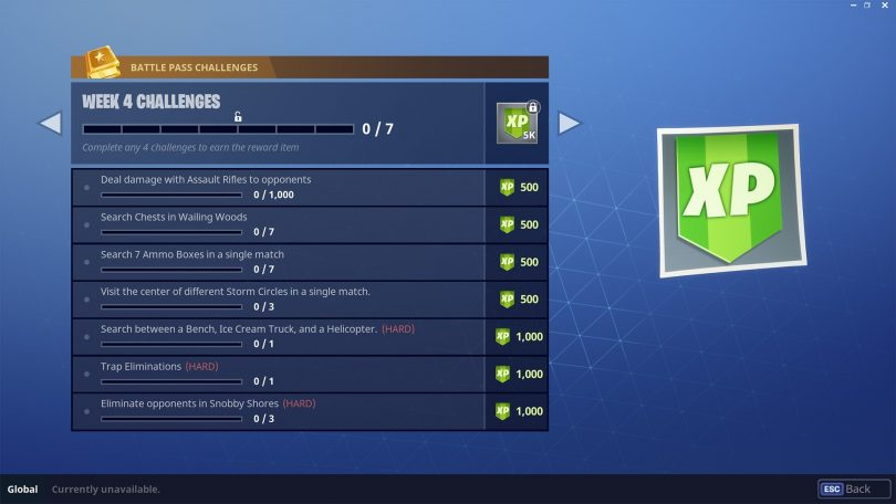 week4 season 4 challenges fortnite battle royale 810x456 - Fortnite: Mapa de la Hoja de Trucos de Battle Royale y Ubicaciones para la Temporada 4 Semana 4 Desafíos