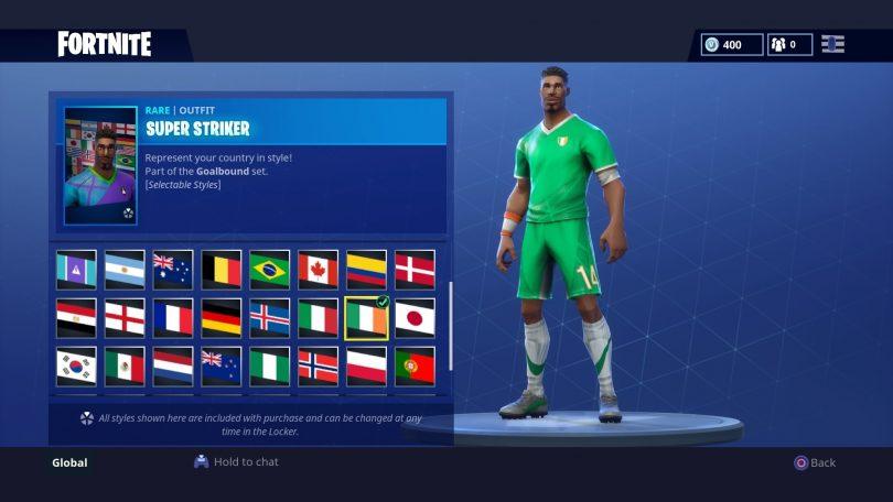 15 810x456 - Todas las 32 camisetas de fútbol en Fortnite - Galería completa
