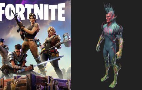 Nuevas skins con modelos 3D filtrados para Fortnite: Battle Royale
