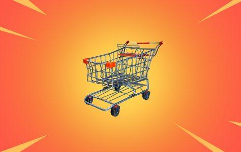 Se revelan las notas de parche de actualización de la carrito de compras de Fortnite