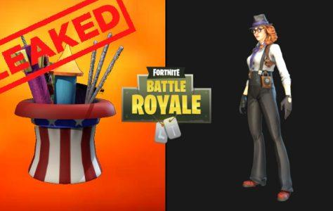 Fortnite: nuevos skins detective, objetos y bailes que llegarán al juego
