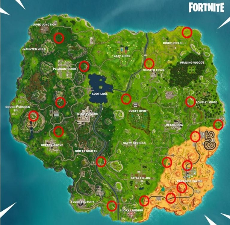 Imagen de iOS 180809 140732 - Todos los desafíos de Fortnite para la Semana 5 de la 5ª Temporada