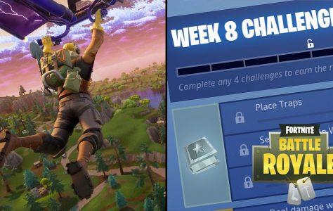 Todos los Desafíos de Fortnite para la Semana 8 de la Quinta Temporada